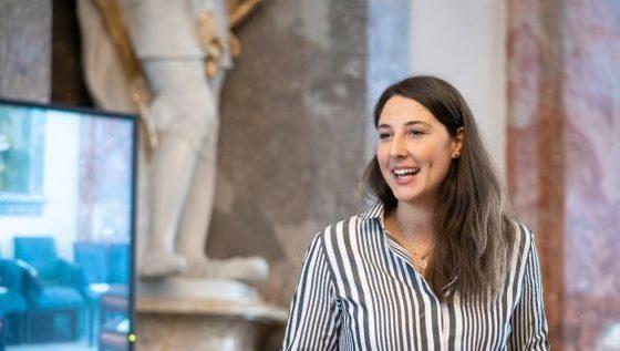Sophia Kircher, Landesobrfau der Jungen Volkspartei und Landtagsabgeordnete (Foto: Julian Angerer/VP Tirol)