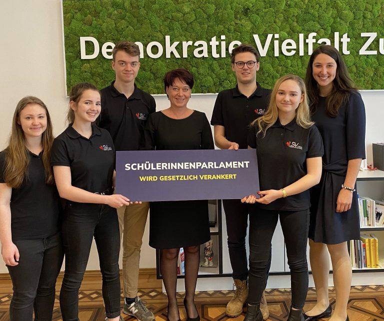 SchülerInnenparlament wird gesetzlich verankert