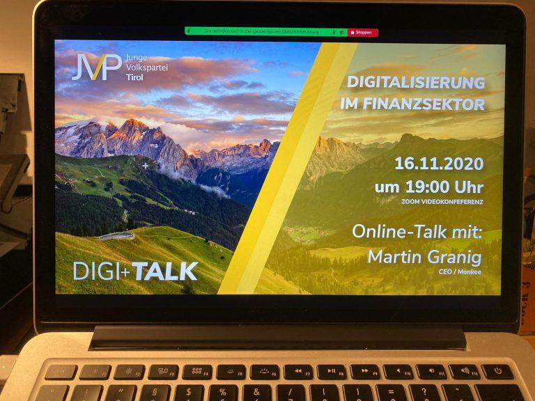 Digitalisierung im Finanzsektor