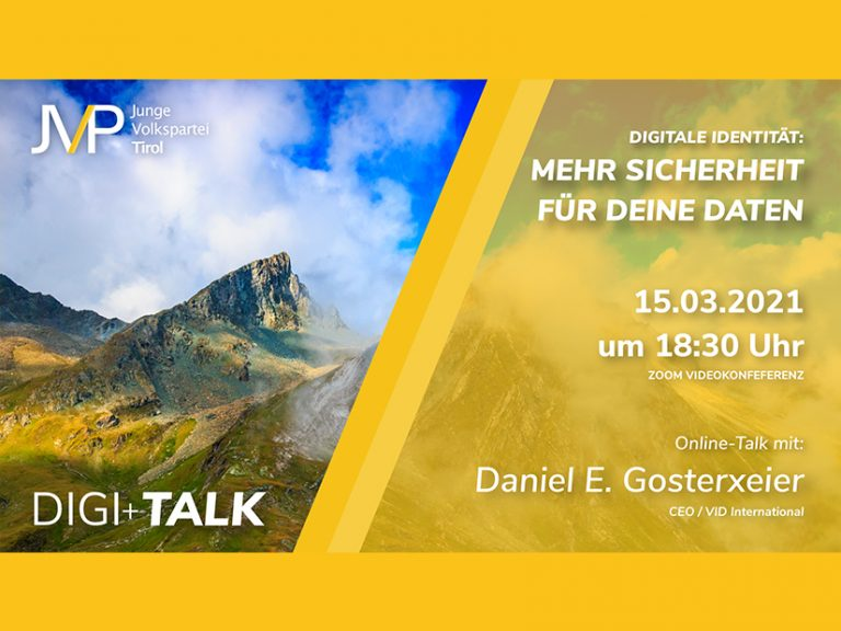 DIGI+Talk - Digitale Identität